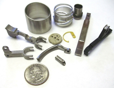 Soponski Manufacturing Precision CNC milling capabilities